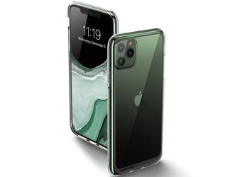 Pancerne etui supcase unicorn beetle style do iphone 11 pro max transparent