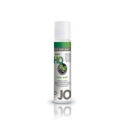 Lubrykant smakowy - system jo h2o lubricant mint 30 ml mięta