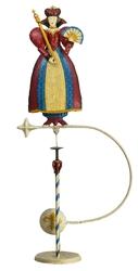 Authentic models królowa- zabawka wahadło  tm114