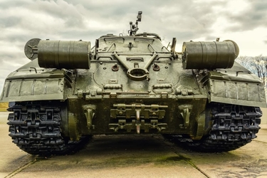 Fototapeta czołg 1179