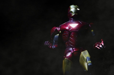 Iron man 2 mark vi ver1 - plakat wymiar do wyboru: 91,5x61 cm