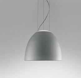 Artemide :: lampa wisząca nur mini led szara śr. 36 cm