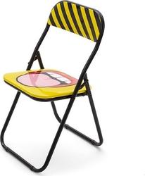 Krzesło składane studio job-blow język