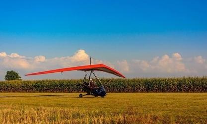 Lot motolotnią dla dwojga - ostrów wielkopolski - 30 minut