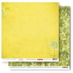 Papier 30x30 cm Its a wonderful life-A soft breez - 02