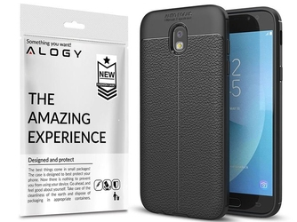 Etui alogy leather armor samsung galaxy j7 2017