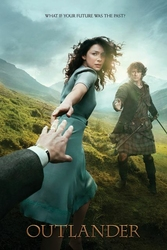 Outlander Reach - plakat z serialu