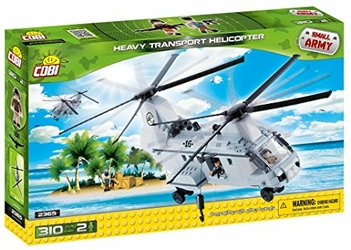 Small Army Heavy Transport Helicopter 310
