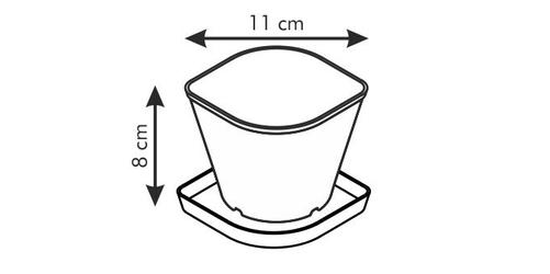 Tescoma zestaw do uprawy ziół sense rukola