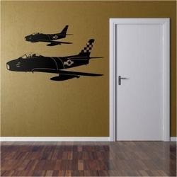 Szablon malarski samolot 01