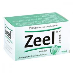 Zeel compositus n w tabletkach