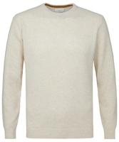 Sweter ecru s