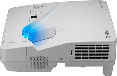Projektor NEC UM301W Ultra-Short-Throw + Uchwyt - Szybka dostawa lub możliwość odbioru w 39 miastach
