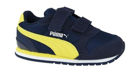 Puma st runner v 2 infants 367137-09 21 granatowy