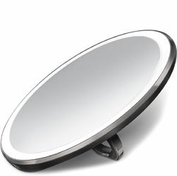 Lusterko LED do makijażu, podręczne, sensorowe, 10 cm, simplehuman ST3030
