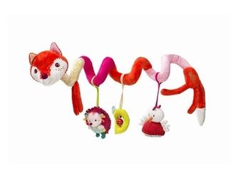 Lisica alice spirala sensoryczna z zawieszkami