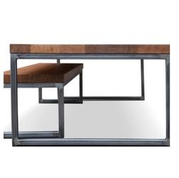 Zestaw stolików do salonu trani