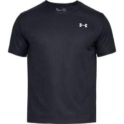 Koszulka męska under armour speed stride shortsleeve - czarny