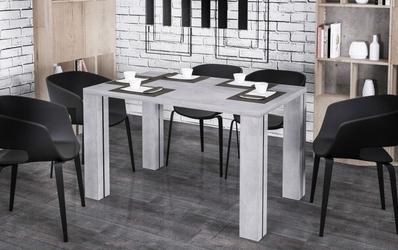 Nowoczesny rozkładany stół nisa  130-175 cm