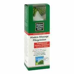 Allgaeuer Latschenk. Waden-massage Pflegelotion
