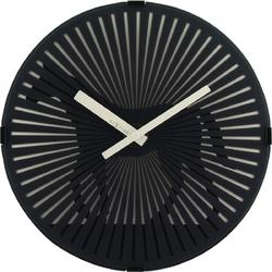 Zegar ścienny z efektem ruchu walking horse nextime 30 cm 3218