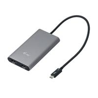 I-tec adapter thunderbolt 3 - dual hdmi 60hz do notebooków i tabletów
