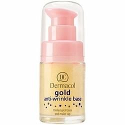 Dermacol GOLD anti wrinkle make up, baza do cery dojrzałej, wypełnia zmarszczki 15ml