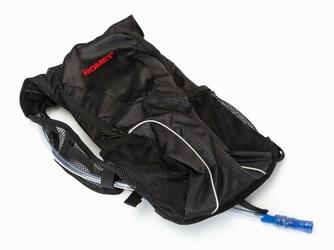 Plecak rowerowy Romet AK-A czrny+bukłak