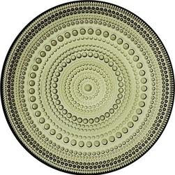 Talerz płaski kastehelmi 17 cm moss green