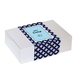 Zestaw prezentowy dla taty silny tata. zestaw 20 kaw 20x10g o różnych smakach, zielona herbata siła 150g, pachnąca świeca sojowa chata drwala i nierdzewny zaparzacz