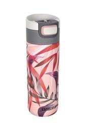 Kubek termiczny kambukka etna 500 ml - trumpet flower - różowy || wielokolorowy