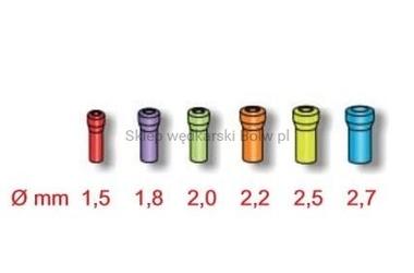 Tuleja kolorowa stonfo 1,8mm