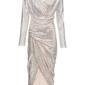Sukienka z cekinami bonprix jasnoróżowy