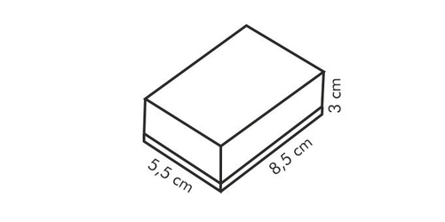 Tescoma gąbki kuchenne clean kit, 10 sztuk