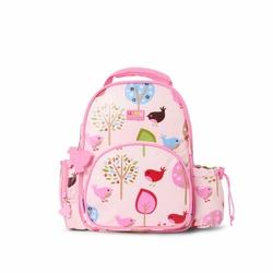 Plecak, Ptaszki, różowy, Penny Scallan