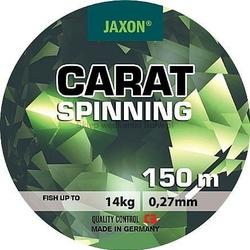 Żyłka spinningowa JAXON CARAT Spinning jasnoszara przezroczysta 0,20mm 7kg 150m