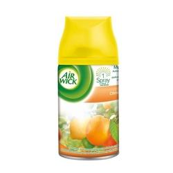 Air wick freshmatic, citrus, samouwalniający odświeżacz powietrza, zapas, 250ml