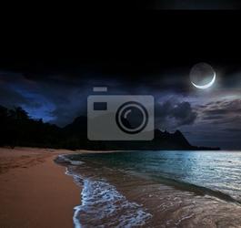 Fototapeta światło księżyca