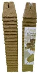 Doniczki torfowe – kwadratowe – 6x6 cm 20 szt.