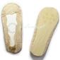 I34 abs koronkowe - beżowe marilyn stopki