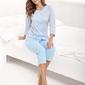 Luna 493 4xl piżama damska