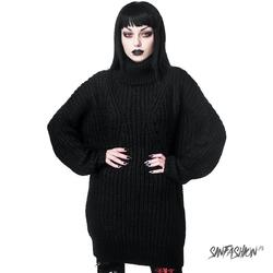 Sweter killstar aeon knit