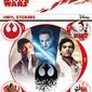 Star Wars The Last Jedi Rebels - naklejki