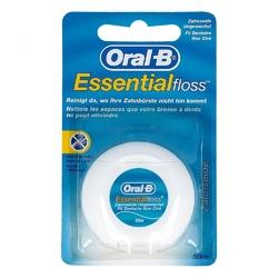 Oral b zahnseide ungewachst 50m niewoskowana nić dentystyczna