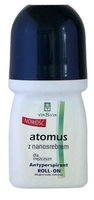 Atomus roll-on antyperspirant z nanosrebrem dla mężczyzn 50ml