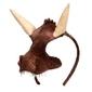 Maska-opaska grimini - dinozaur carnotaurus