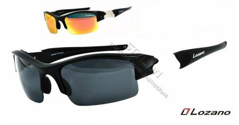 Okulary LOZANO LZ-104A Wymienne Szkła i Polaryzacja