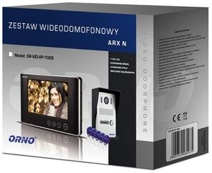 Wideodomofon orno or-vid-vp-1029 - szybka dostawa lub możliwość odbioru w 39 miastach