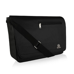 Skórzana męska torba na laptop betlewski btg-10