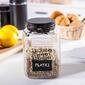 Słoik  pojemnik szklany na żywność, przyprawy i produkty sypkie altom design home sweet home 1,85 l